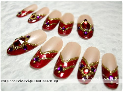 20110326。閃亮紅寶石