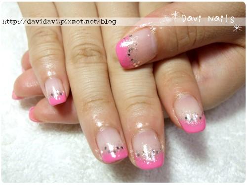 20110408。粉紅法式