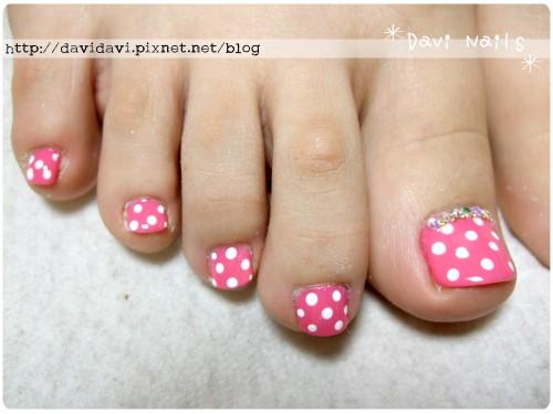 20110522。粉紅水玉