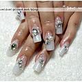 20110116。白璀璨珍珠鑽