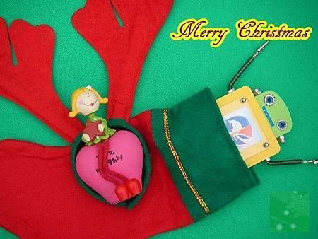 0機撲聖誕快樂