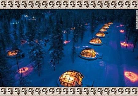 1+2、芬蘭:凝視北極光-2