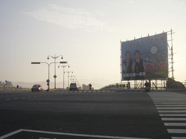 德芳南路和元堤路口