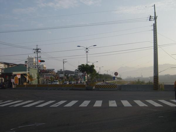 立元路和立仁橋路口