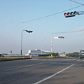 此路口左轉往霧峰吉峰國小