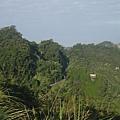 爬到竹峰路最高點