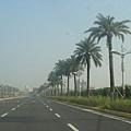 中山路往機場方向