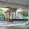 大湖公園站北側出入口