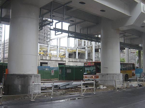 葫洲站北側出入口