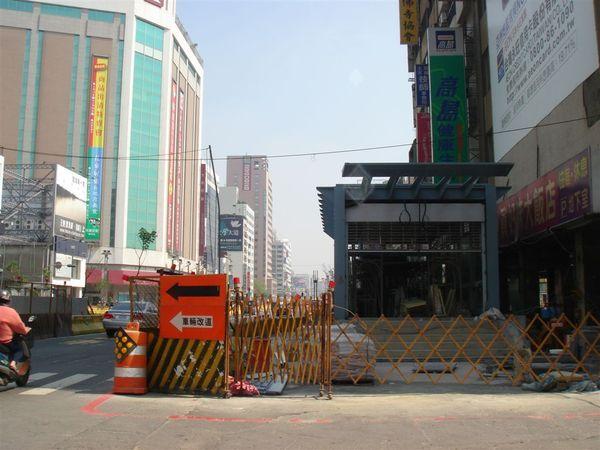 O7文化中心站的2號出入口