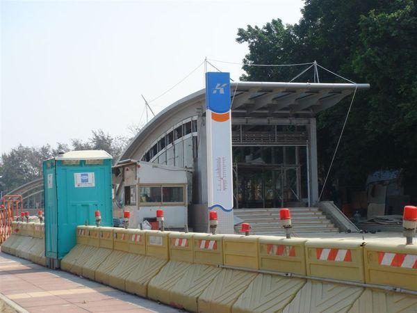 O10衛武營站2號出入口