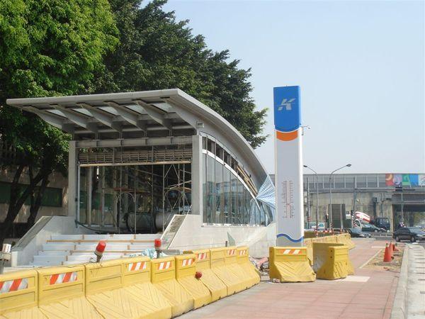 O9技擊館站4號出入口