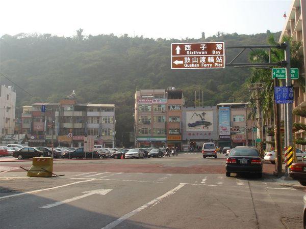 中山大學隧道口