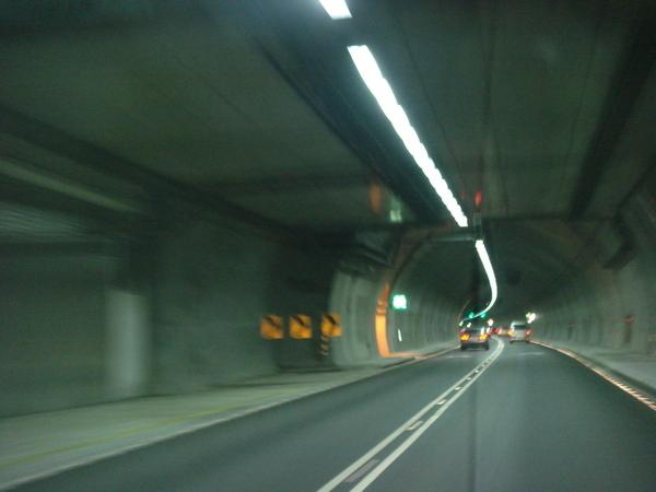 左邊是往導坑的通道