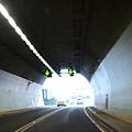 彭山隧道北口