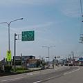 台1線和140線到十字路口