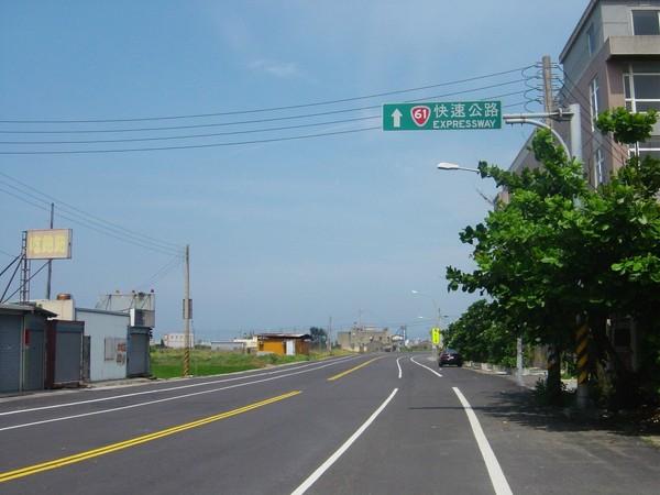 140縣道西向往西濱快