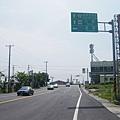 140縣道東行,接近台1線