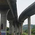 引道匯入義里大橋(往北)