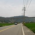 壯觀的拱橋