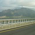 從中山高上看火炎山