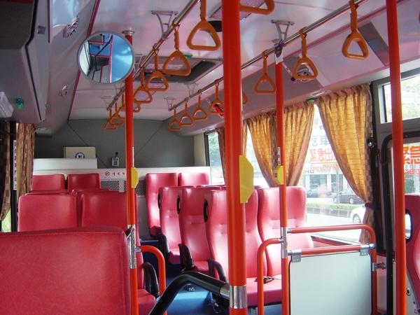 公車後半部