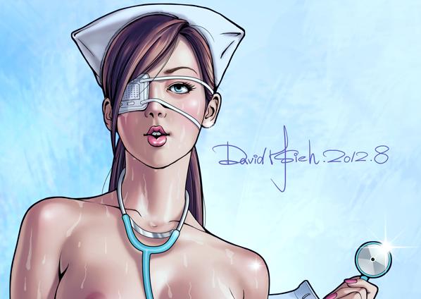 裸護士-1