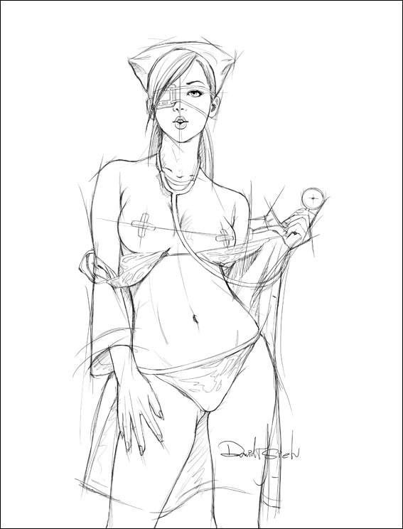 裸護士-2