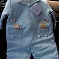 小熊第一件衣服