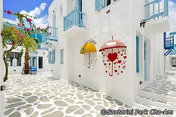 七岩希臘風聖托里尼遊樂園