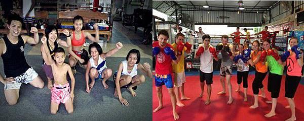泰拳 - 益處多多的泰國國家運動