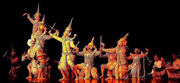 泰國歷史文化