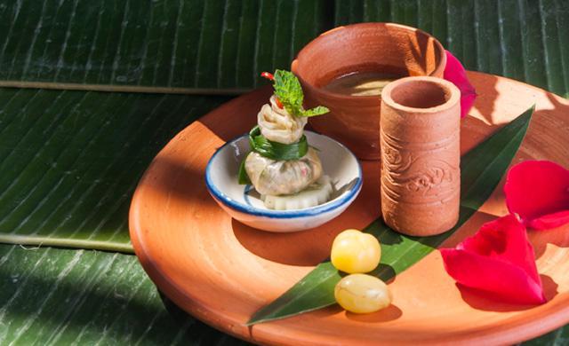 泰國藍象餐廳推出乳腺癌月特餐