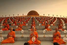 萬佛節(วันมาฆบูชา/ Magha Puja Day)