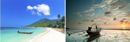 泰國龜島在TripAdvisor中名列亞洲度假島嶼第一名