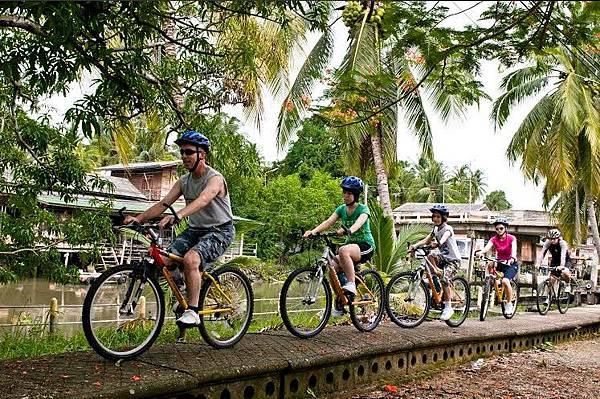 泰國單車旅遊