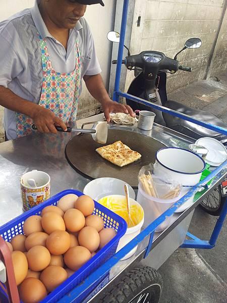 泰國香蕉煎餅