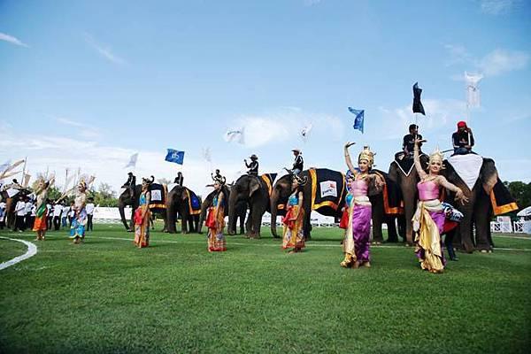 泰國曼谷Anantara飯店推出大象馬球錦標賽優惠專案
