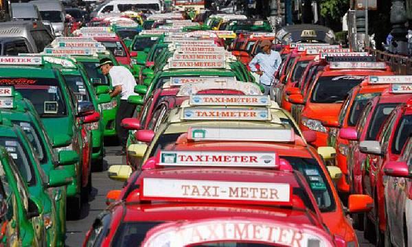 泰國計程車