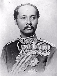 泰國五世皇紀念日