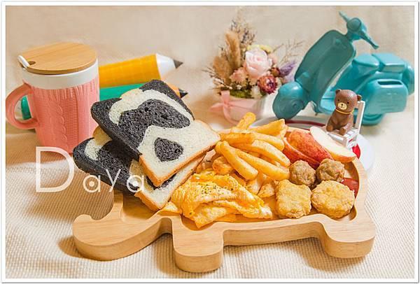 濰克早午餐 Wake up brunch 高雄食品攝影 商業攝影 推薦商攝