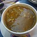 紐約第一餐:海鮮洋蔥湯