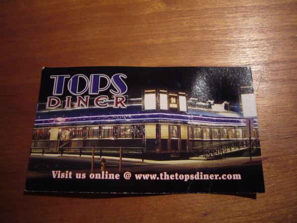 紐約第一餐:這是一家歷史悠久的餐廳喔