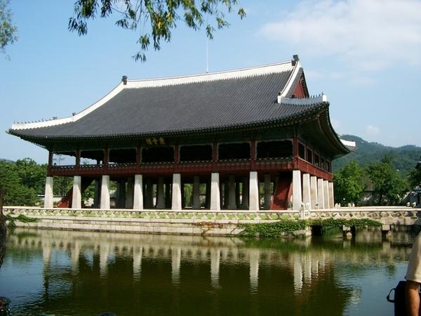 景福宮的慶會樓