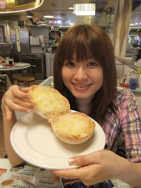 20100717HK尖沙嘴翠華茶餐廳