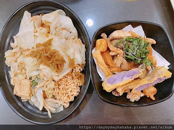 【台南食記】(東區)普耕荳素食小館 - 素食鹹酥雞很厲害