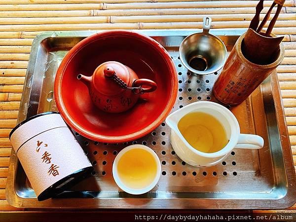 【台北食記】(木柵貓空) 六季香茶坊 - 喜歡六季香鐵觀音的茶香