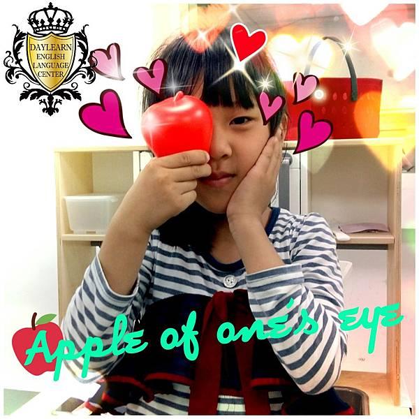 20161017 apple of one%5Cs eye.jpg