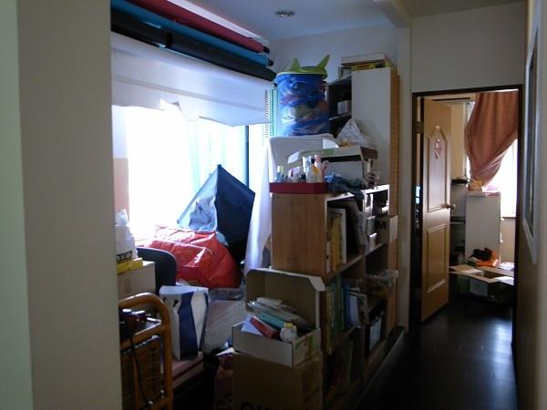 整理前小和室
