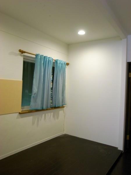 清空後的小和室
